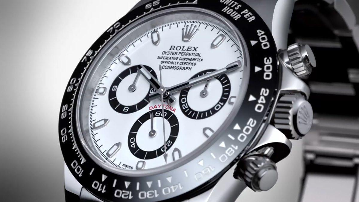 Rolex Daytona 1