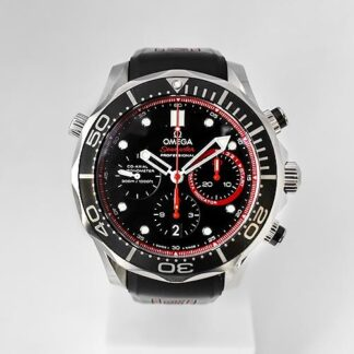 Omega Seamaster Diver 300M ETNZ