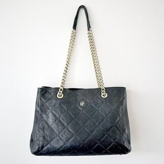 Carolina Herrera Cartera Fulham Black