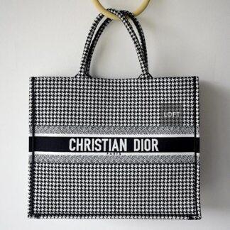 Dior Book Tote Small