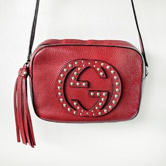 Gucci Soho Disco Bag Studded