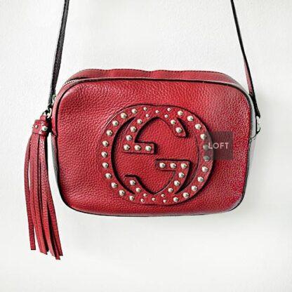 Gucci Soho Disco Bag Studded