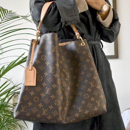 Louis Vuitton Cartera Graceful MM