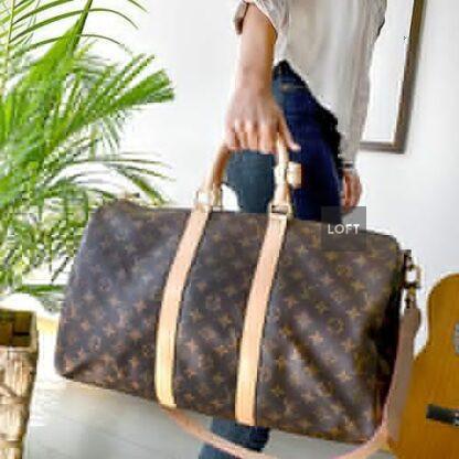 Louis Vuitton Keepall Bandoulière 45