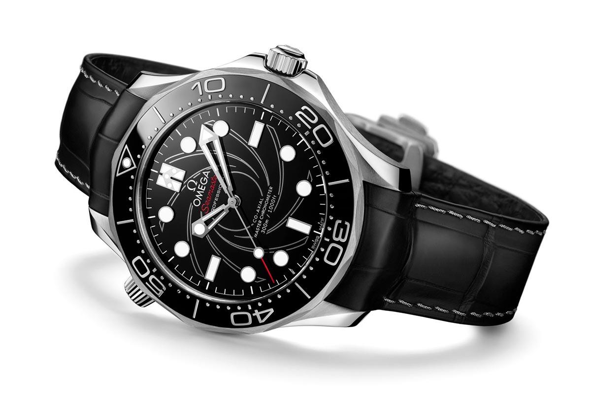 Seamaster Diver 300M James Bond Edición Numerada