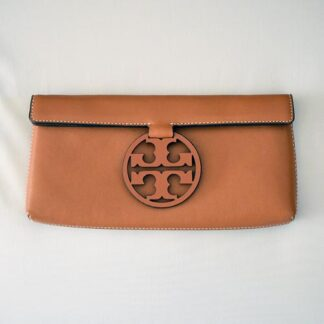 Tory Burch Clutch Miller Café