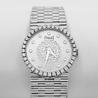 Piaget Oro Blanco G0A05417