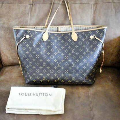 Louis Vuitton Neverfull GM Monogram