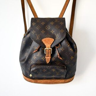 Louis Vuitton Mochila Montsouris