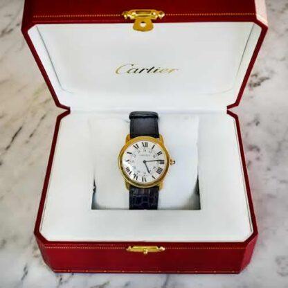 Cartier Ronde Solo 36 mm