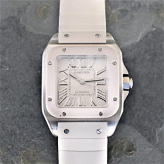 Cartier Santos 100 Ladies