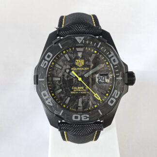 TAG Aquaracer Calibre 5 Titanium Carbon