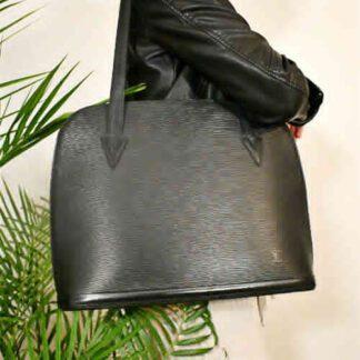 Louis Vuitton Bolso de Mano Lussac Cuero Epi