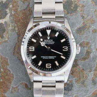 Rolex Explorer 114270 36 mm