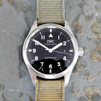 IWC Pilot Mark XVIII Tribute to MKI